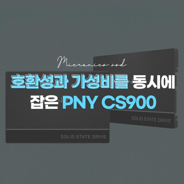PNY CS900 기획전